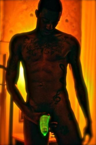 glow in the dark condom
