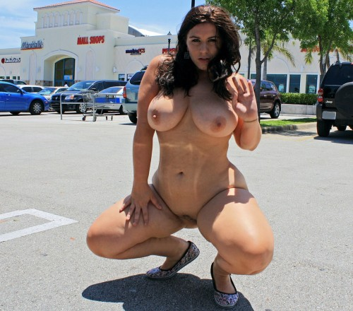 london andrews in a parking lot