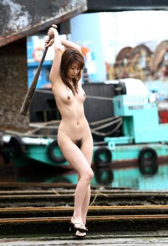nude batter