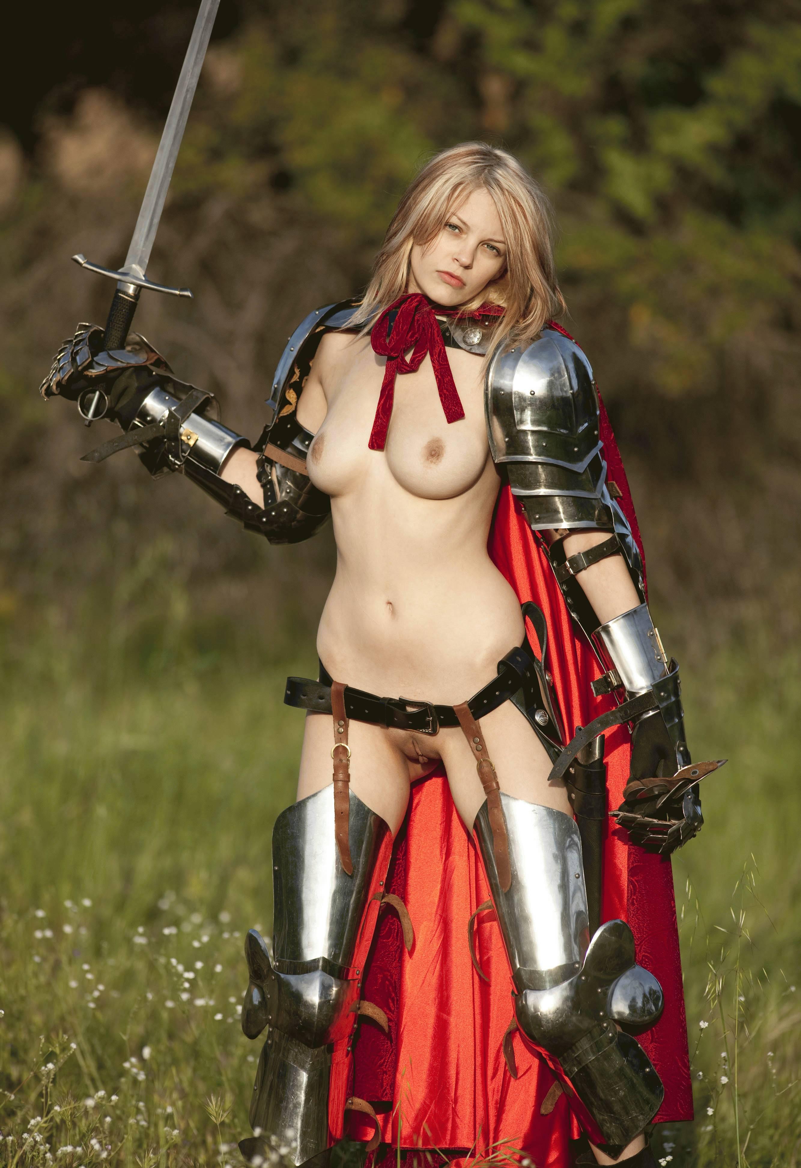 Armor girls nude in