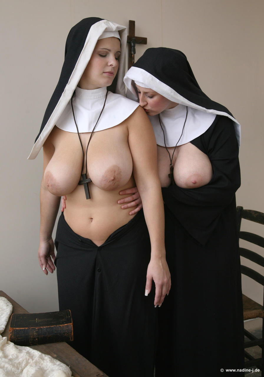Naked sexy nuns pics sex photo