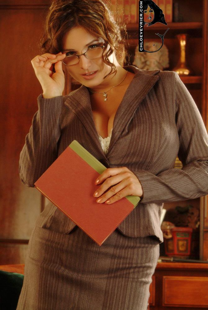 Chloe Vevrier is a sexy secretary (1).jpg