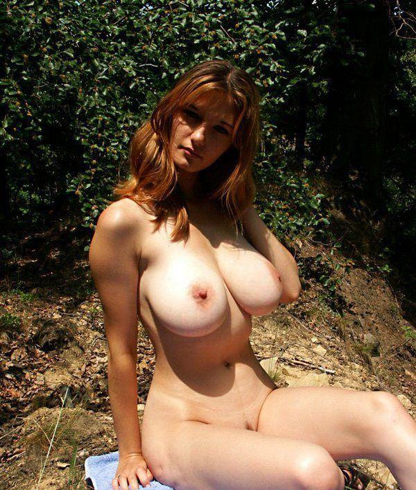 голые девушки с большими сиськами частное фото