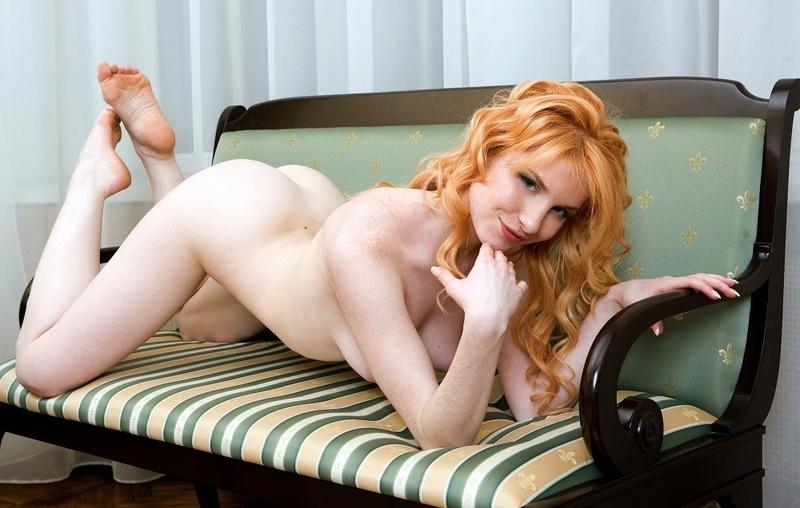 фото порно рыжая бестия