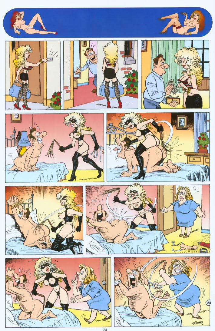 Юмор порно комиксы
