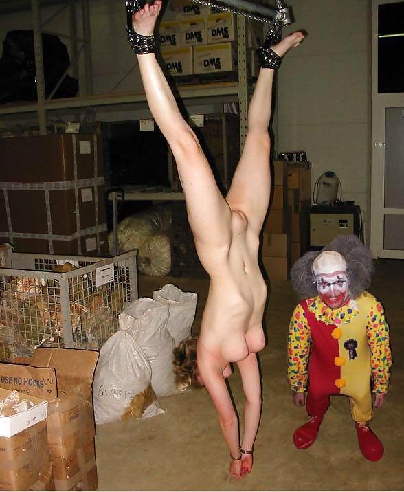 Clown porn pictures