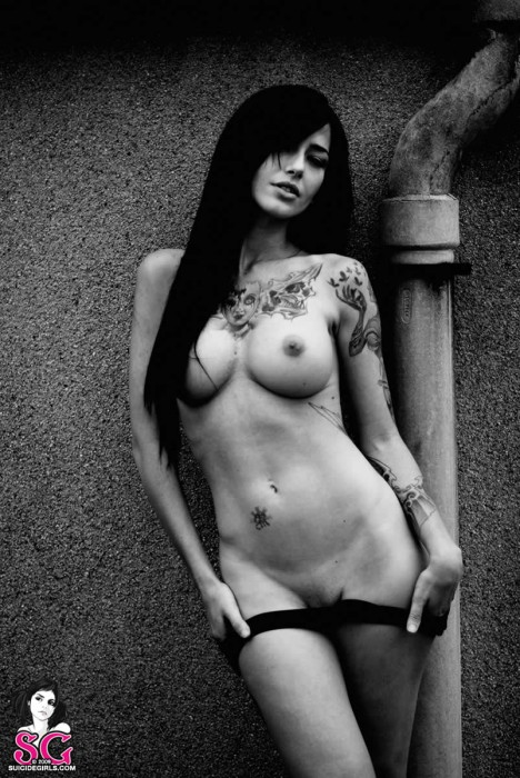 Consider, that Nude paula suicide girls