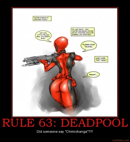 rule 63 - deadpool