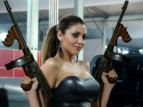 tommy gun sexy