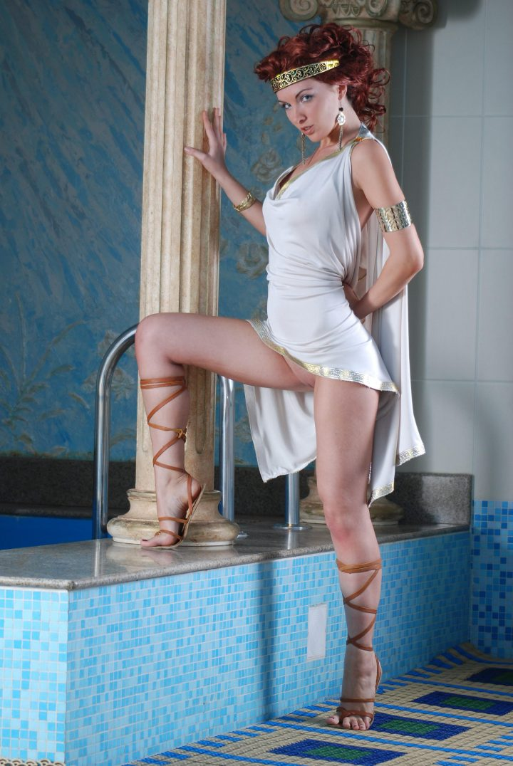 greek goddess at the pool.jpg