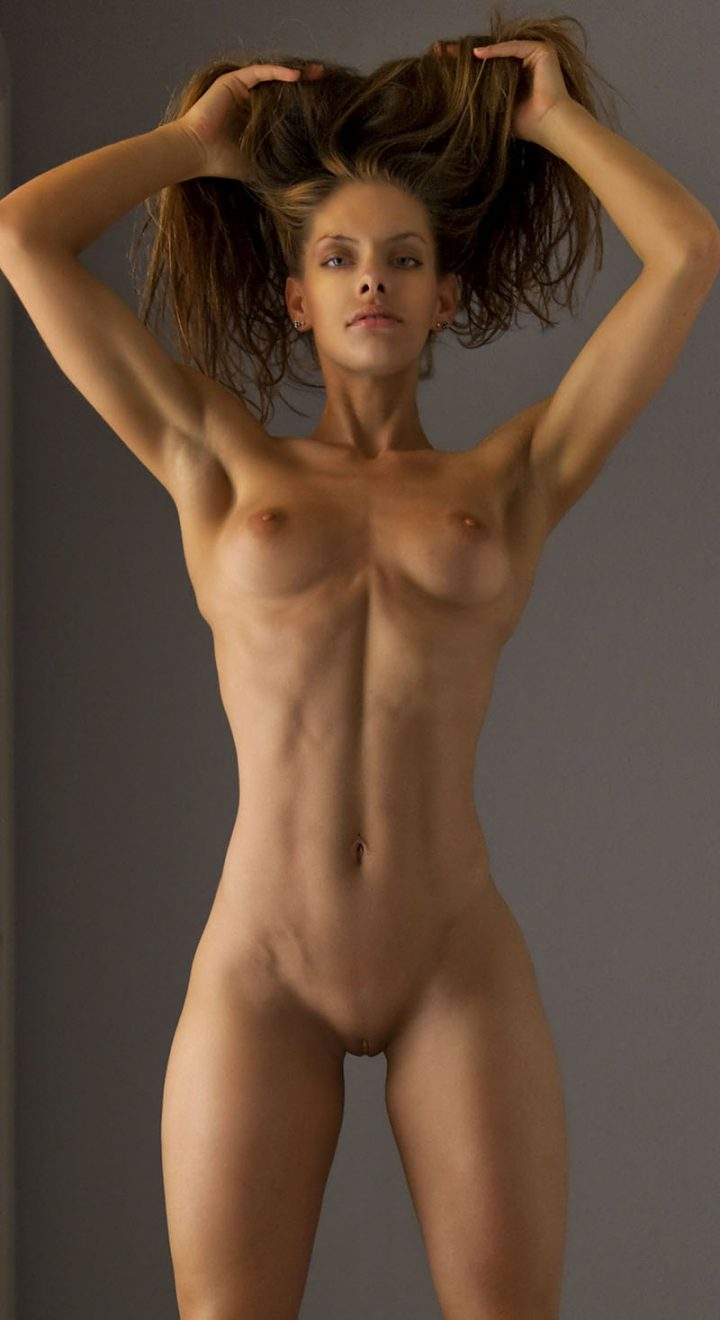 abs in female nude