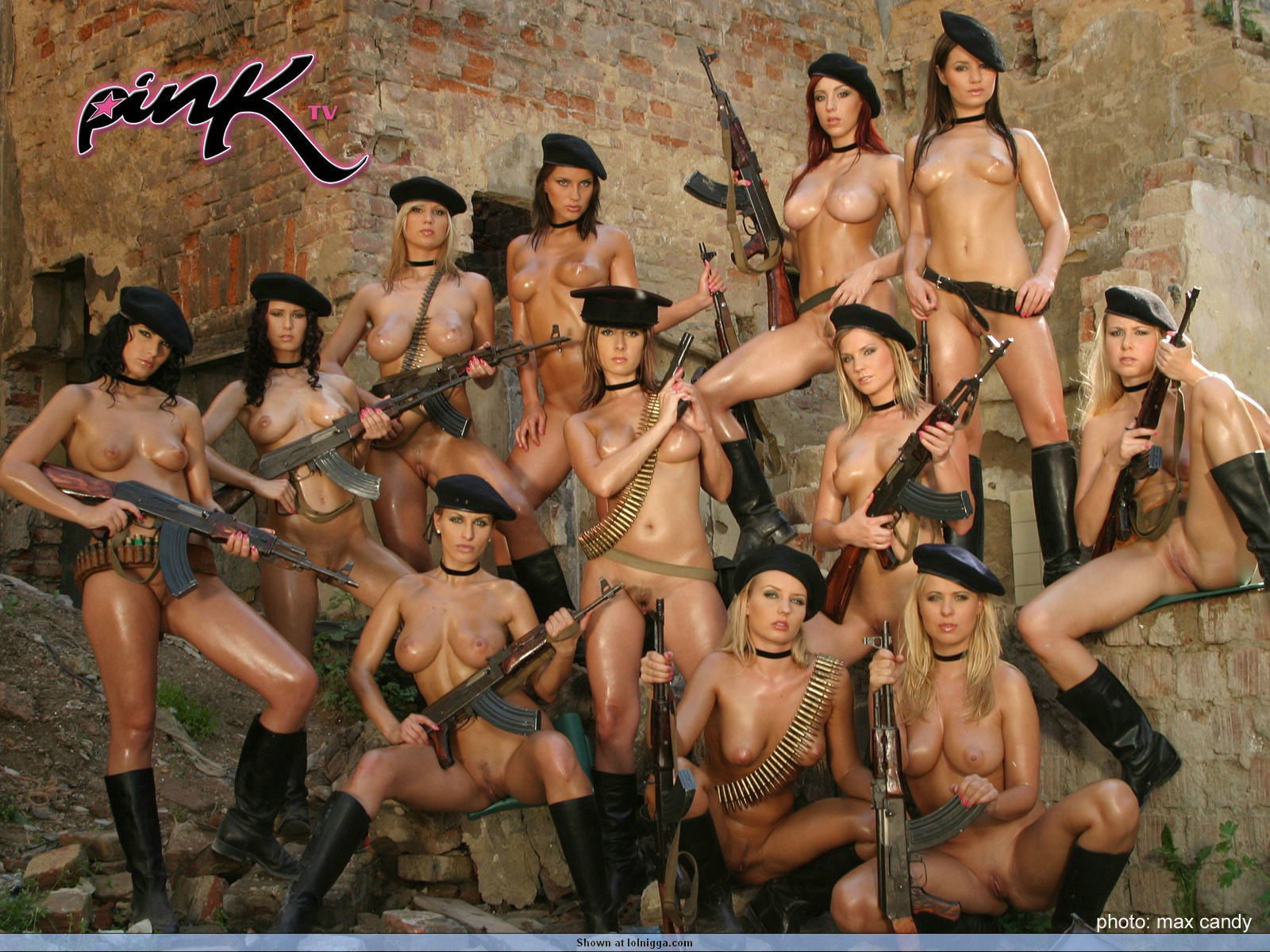 NSFW – Lots Of Girls. Lots Of Guns. | MyConfinedSpace NSFW