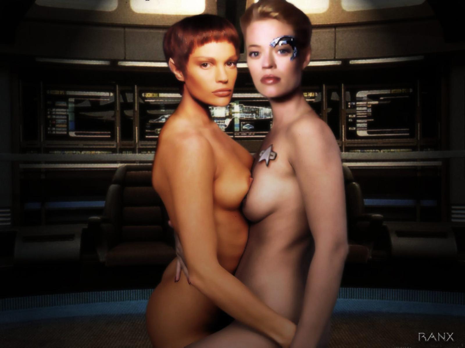 sexy startrek sex women